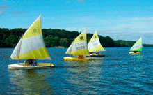 Sunflower Regatta der Deutschen Sunflower Klassenvereinigung e.V.